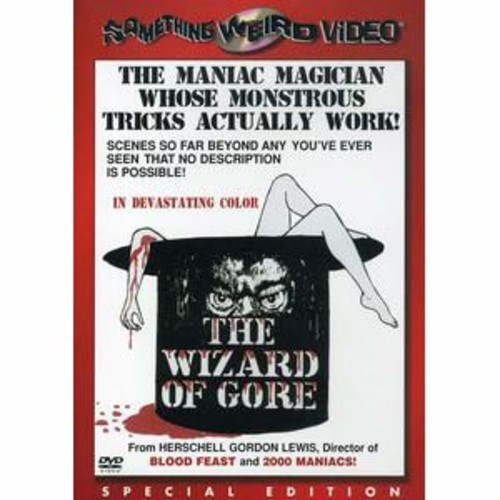 The Wizard of Gore 1