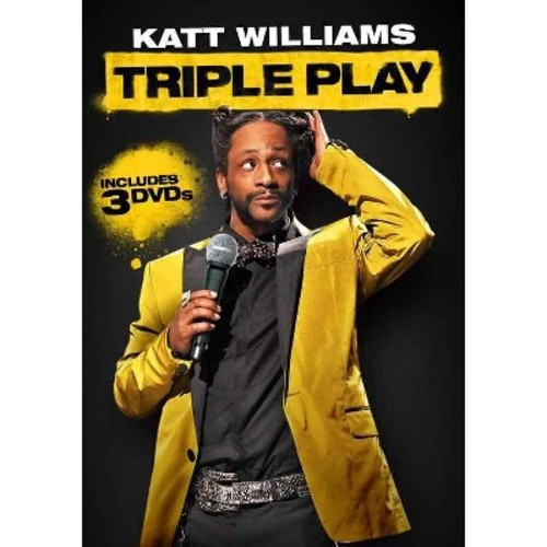 Katt Williams: Katt-Pack (DVD)