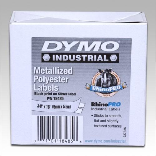 DYMO RhinoPro Metallized Labels-18485