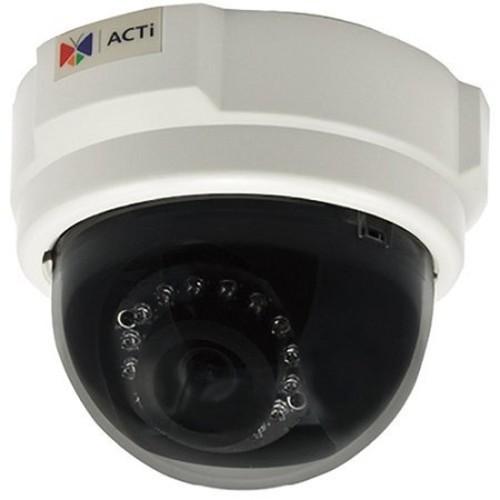 ACTi CMOS 1280 x 720 1 Megapixel Network Camera - Color, Monochrome - Board Mount D54