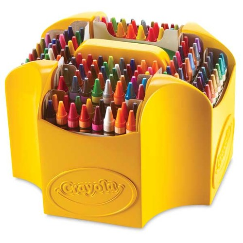 Crayola Crayons [Description : Ultimate Crayon Collection, Set of 152]