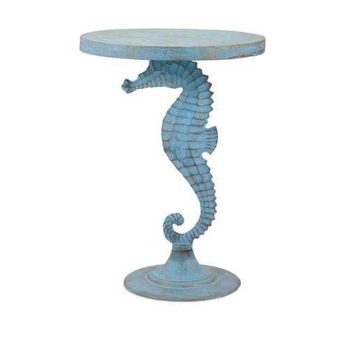 Imax Coffee, Console, Sofa & End Tables Windsor Sea Horse Table