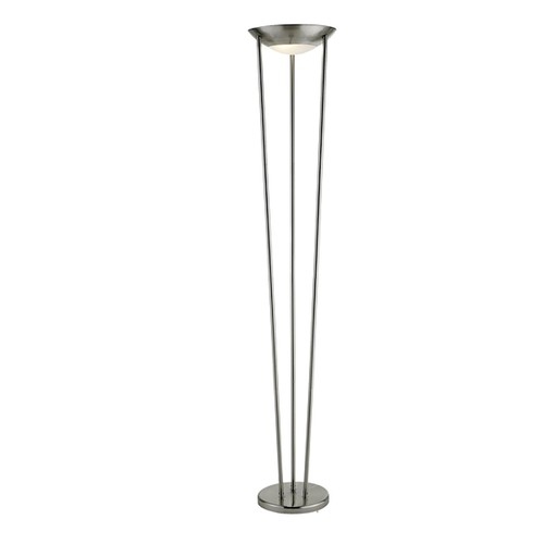 Adesso Odyssey 71'' Torchiere Floor Lamp