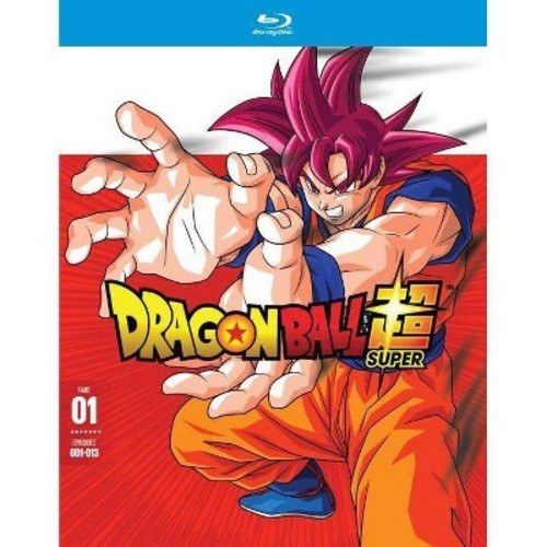 Dragon Ball Super - Part One [Blu-Ray]