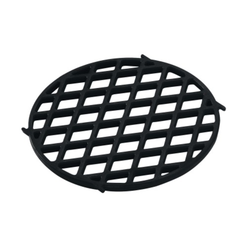 Weber Gourmet BBQ System Porcelain Enameled Cast Iron Grill Searing Grate 15.9 in. H x 12 in. W(8834