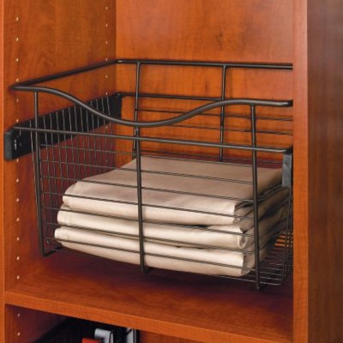 Rev-A-Shelf Deep Pull-Out 30''W x 11''H Drawer; Oil Rubbed