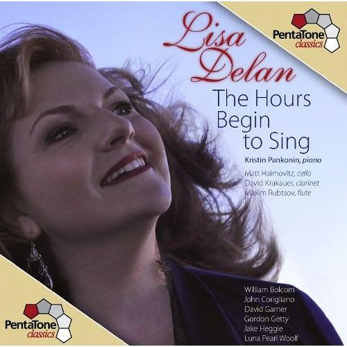 Hours Begin To Sing (Hybr) - CD