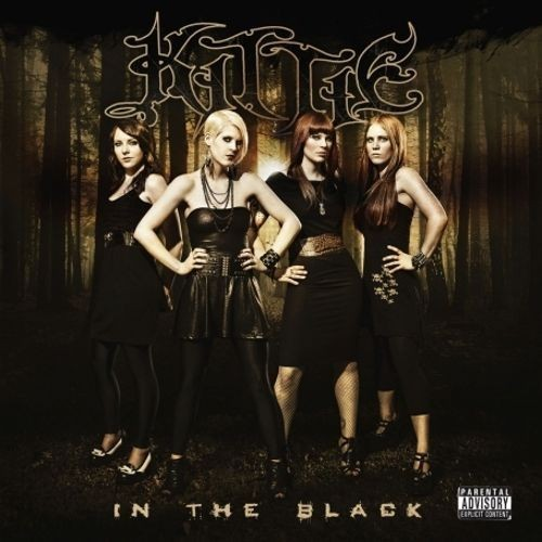 In the Black [CD] [PA]