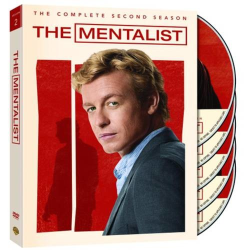 The Mentalist: The Complete Second Season [5 Discs] [DVD]