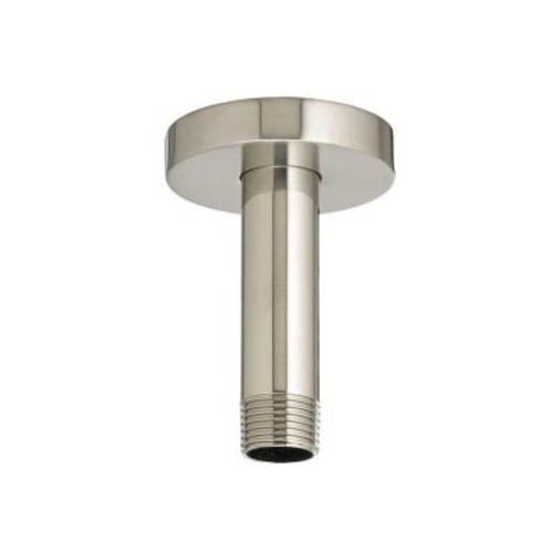 American Standard Ceiling Mount 3 in. Shower Arm and Escutcheon, Brushed Nickel