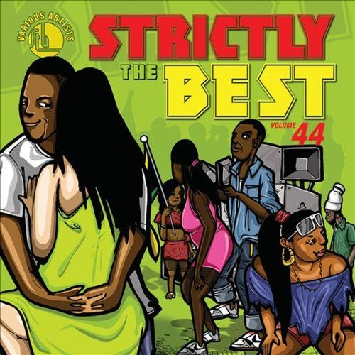 Strictly the Best, Vol. 44 [CD]