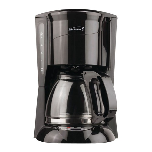 Brentwood Programmable 12-cup Coffee Maker - Black
