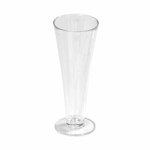 Carlisle 4362307 Liberty 15.7 oz. Polycarbonate Pilsner Glass - 24 / Case