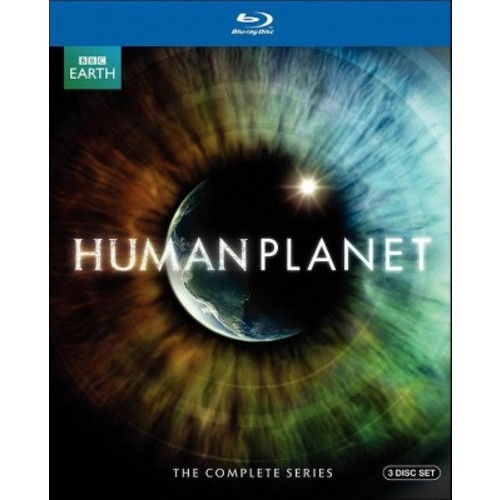 Human Planet: The Complete Series [3 Discs] [Blu-ray]
