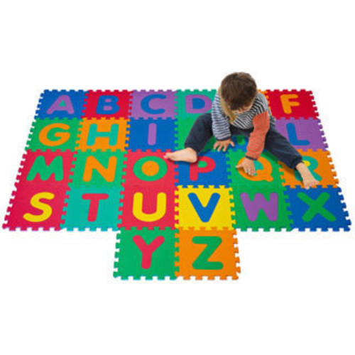 Get Rung Alphabet and Number Puzzle Mat