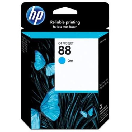 HP 88 Cyan Ink Cartridge C9386AN 9ml, Vivera Inks C9386AN