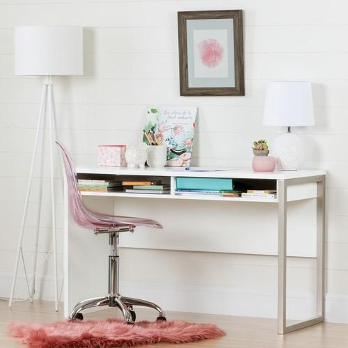 South Shore Interface Desk in Pure White