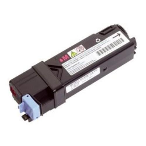 Dell - High Capacity - magenta - original - toner cartridge - for Color Laser Printer 2130cn (FM067)