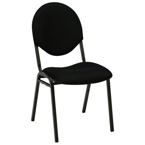 Realspace Stacking Banquet Chair, 34