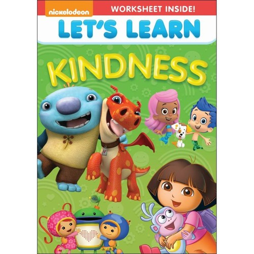 Let's Learn: Kindness [DVD]