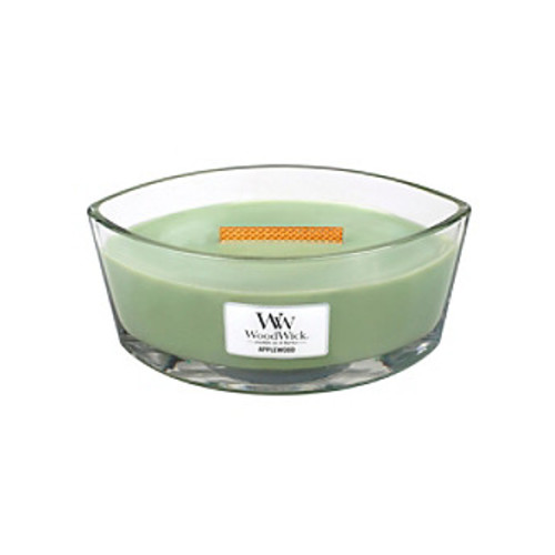 WoodWick Large Applewood Candle
