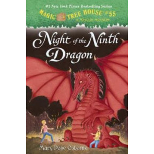 Night of the Ninth Dragon (Magic Tree House Merlin Mission Series #27 )