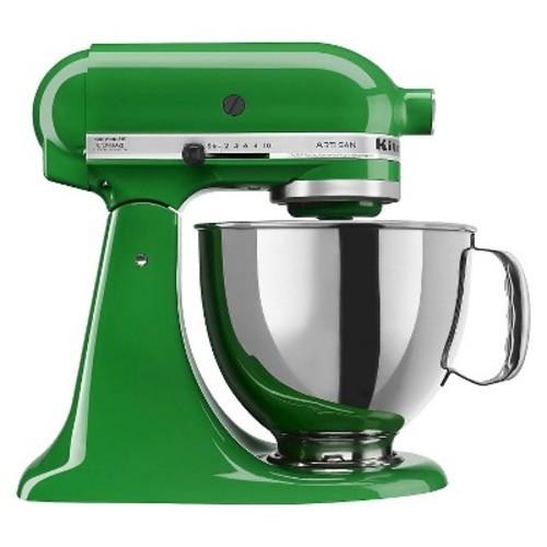 KitchenAid - Artisan Series Tilt-Head Stand Mixer - Green Apple
