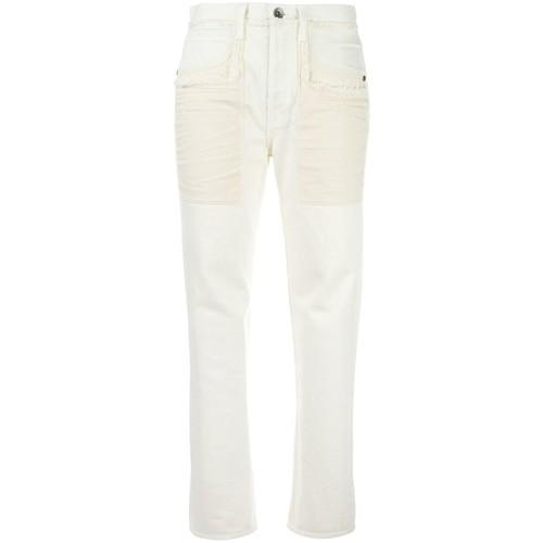 HELMUT LANG Raw Edge Jeans