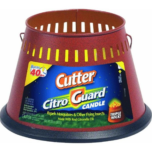 Cutter Citro Guard Citronella Candle - HG-95784