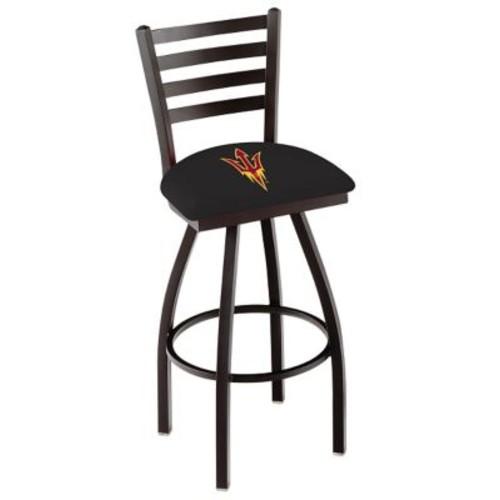 Holland Bar Stool NCAA 44'' Swivel Bar Stool; Arizona State Sun Devils- Sun Devil