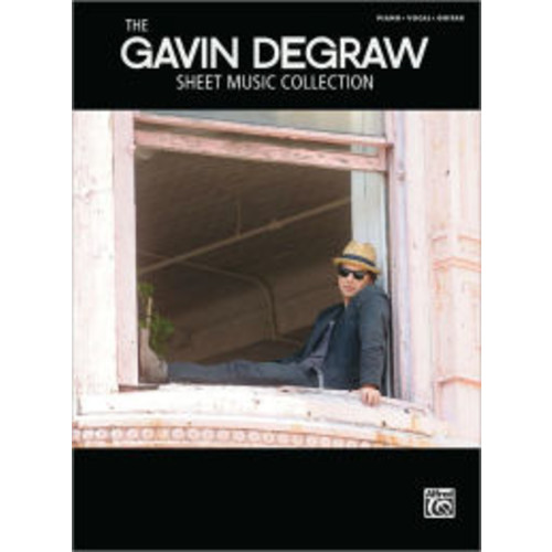 Gavin DeGraw: Sheet Music Collection - Piano/Vocal