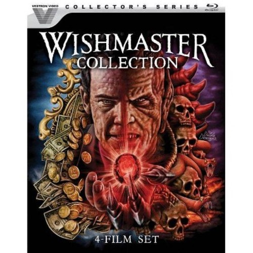 Wishmaster Collection 4 Film