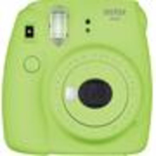 Fujifilm Instax Mini 9 (Lime Green) Instant camera