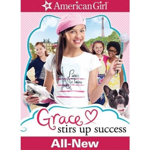 An American Girl: Grace Stirs Up Success (dvd_video)