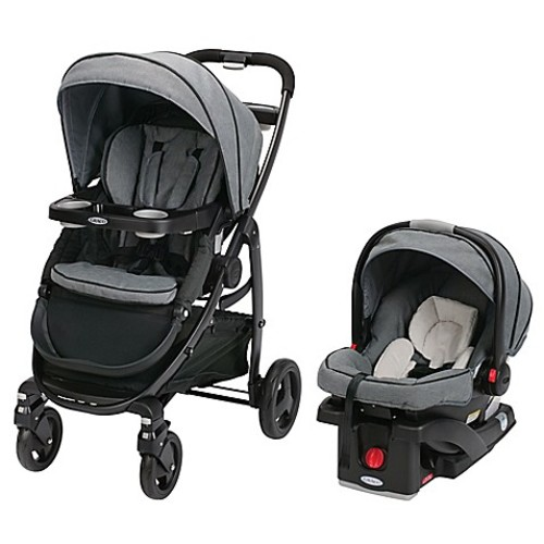 Graco Modes Click Connect Travel System in Downton