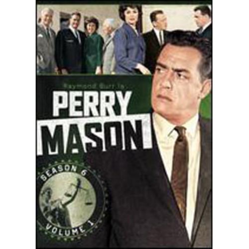 Perry Mason: Season 6, Vol. 1 [4 Discs]