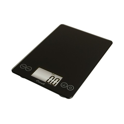 Escali Arti Black 15-Pound/7-Kilogram Digital Food Scale