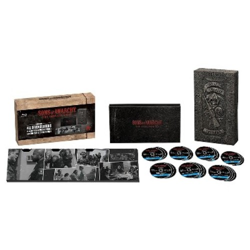 Sons of Anarchy: The Complete Series [23 Discs] [Blu-ray]