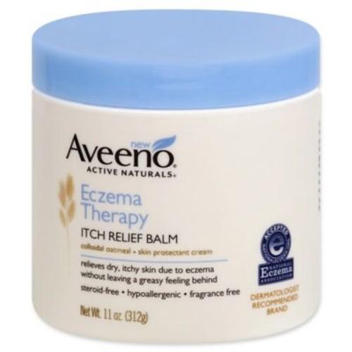 Aveeno 11 oz. Eczema Therapy Itch Relief Balm