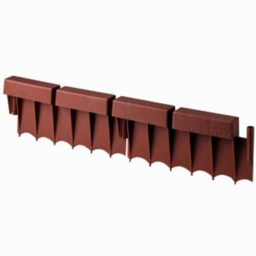 Suncast Brick 10 ft. (12 in. Sections) Resin Border Edging