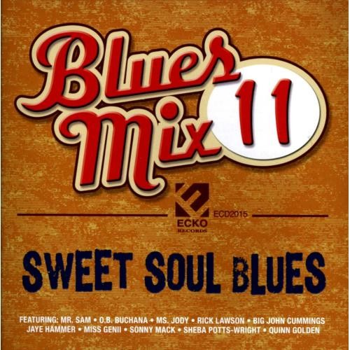 Blues Mix, Vol. 11: Sweet Soul Blues [CD]