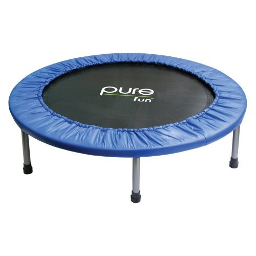Pure Fun 38 in. Mini Trampoline