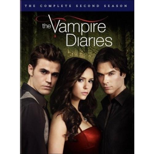 The Vampire Diaries: The Complete Second Season [5 Discs]