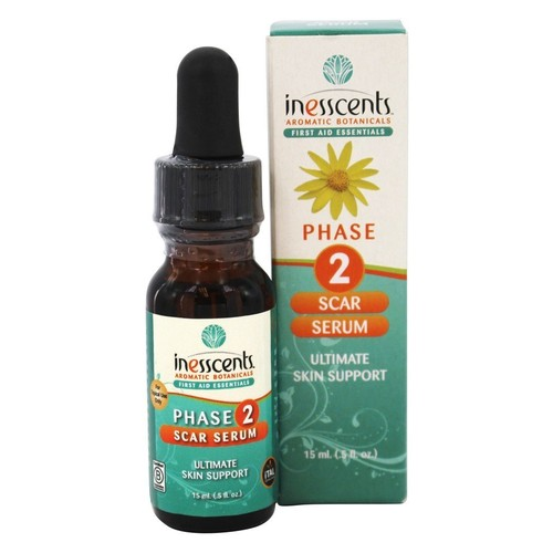 Inesscents Aromatic Botanicals - Phase 2 Scar Serum - 0.5 oz.