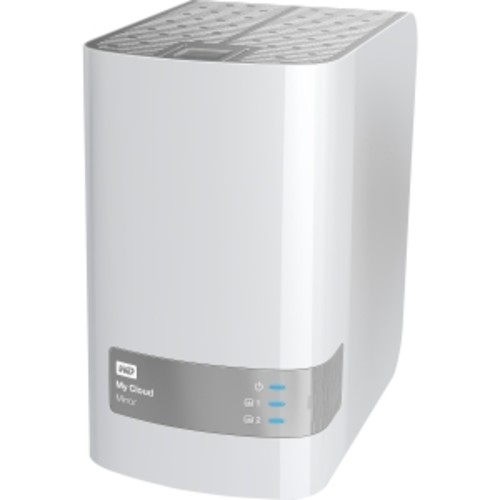 WD My Cloud Mirror 8TB G2 Personal Cloud Storage