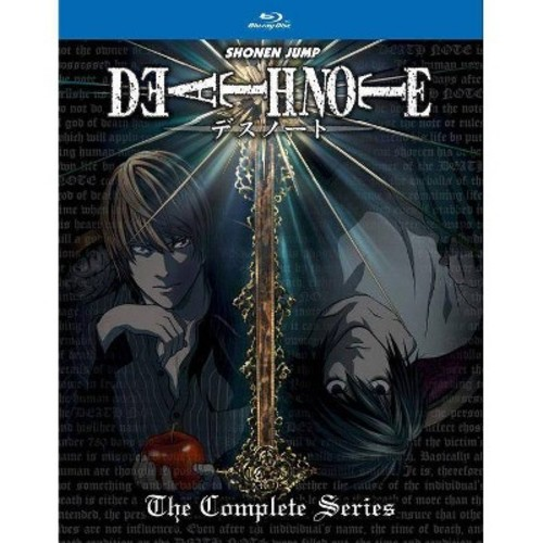 Death Note: The Complete Series (Blu-ray Disc)