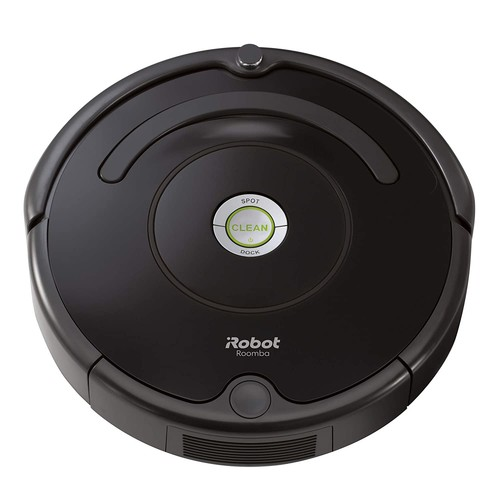 iRobot Roomba 614 Robot Vacuum Cleaner, Self-Charging, Good for Pet Hair, Carpets, Hard Floor Surfaces