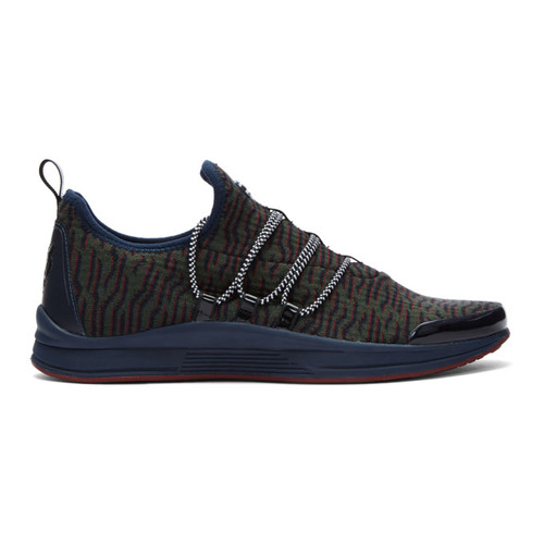 KENZO Multicolor Knit Ozon Sneakers