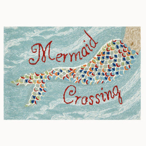 Front Porch Rug - Mermaid Crossing