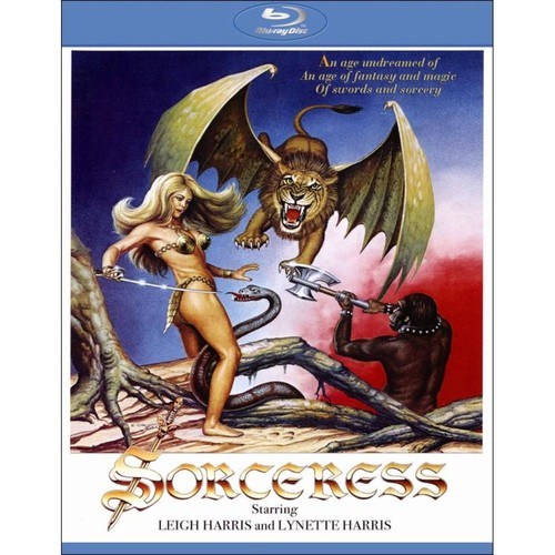 Sorceress [Blu-ray] [1982]